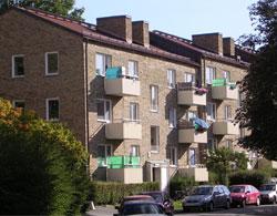 Fastigheten Rovfågeln, Aspudden - Hertigvägen